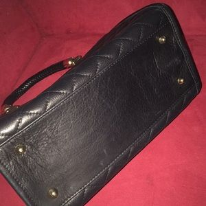 Vera Pelle Bags - Quilted leather tote MADE IN ITALY
